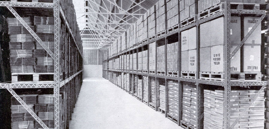 Does your Pallet Racking Need Replacing?