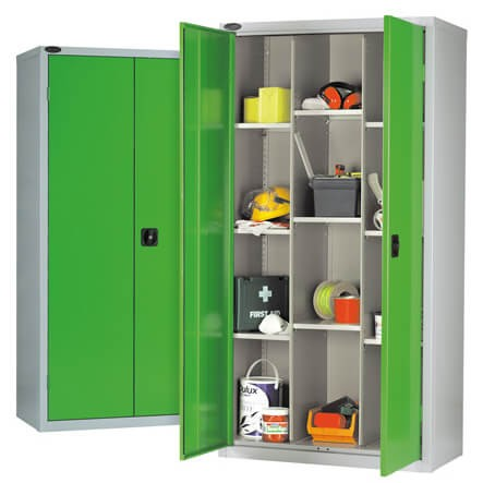 12 Compartment Cupboard
