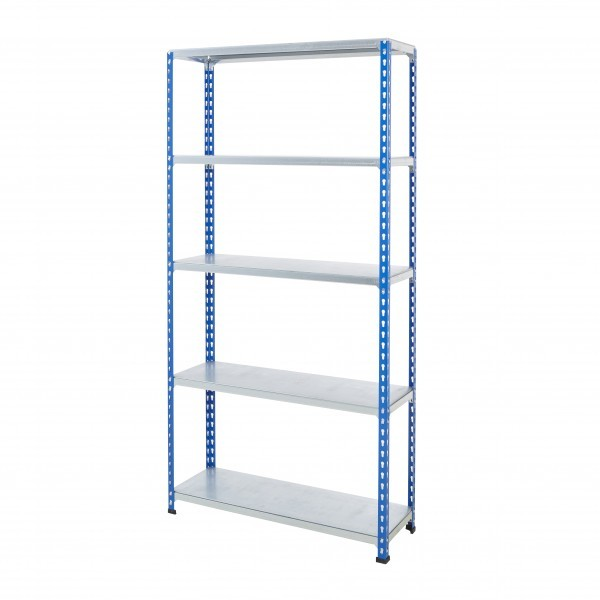 Boltless Galvanised Shelving