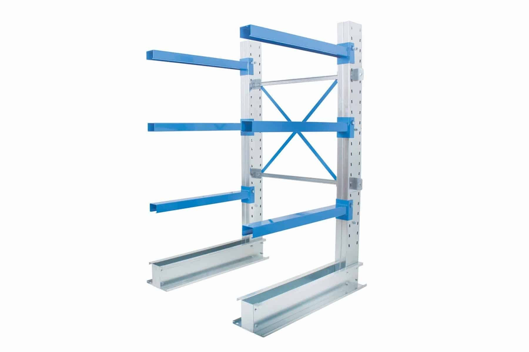 Cantilever Racking - Single Sided