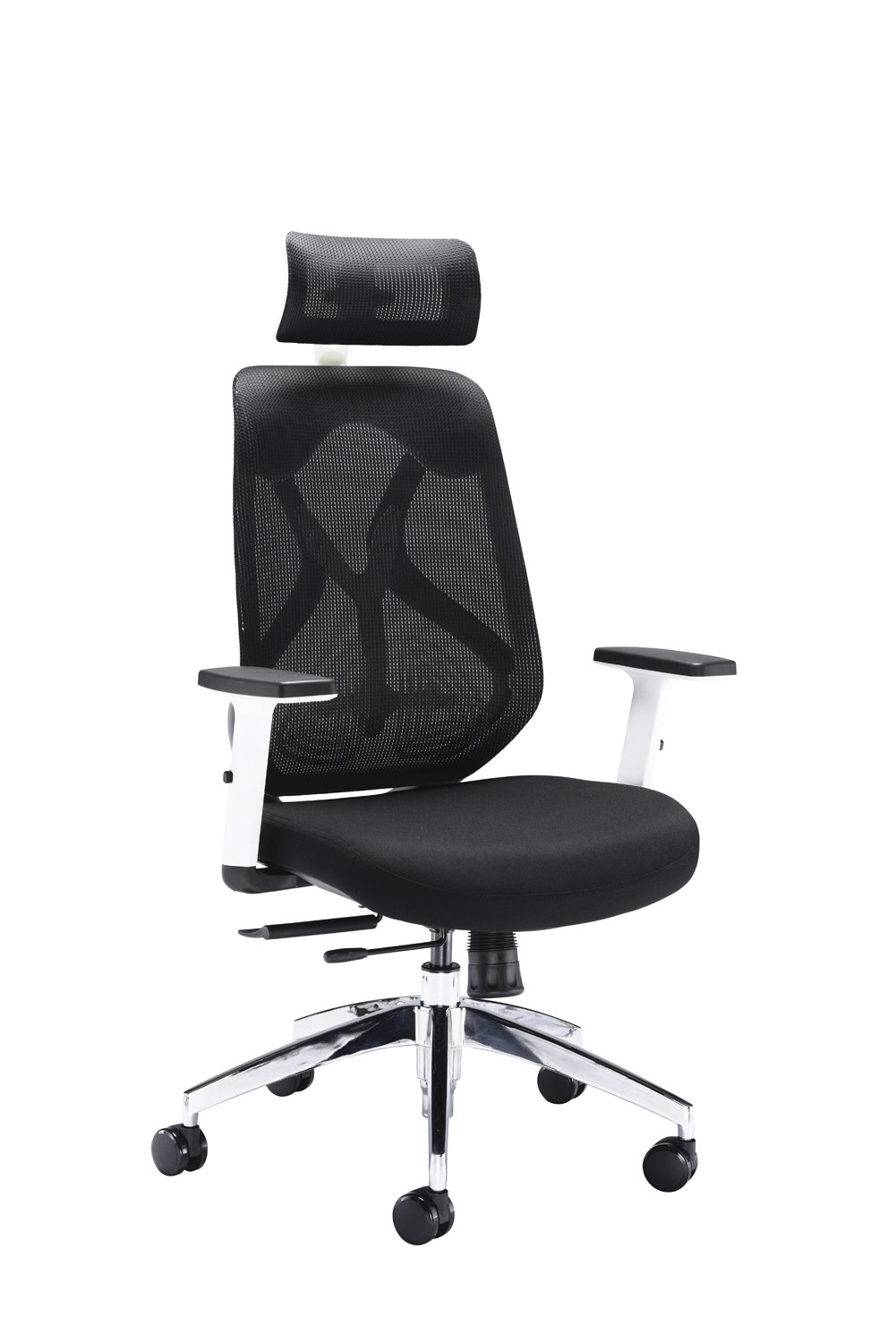 Maldini High Back Chair - Black