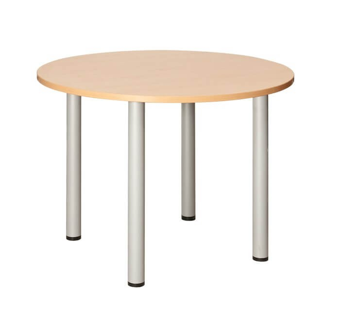 FRACTION Circular Meeting Table