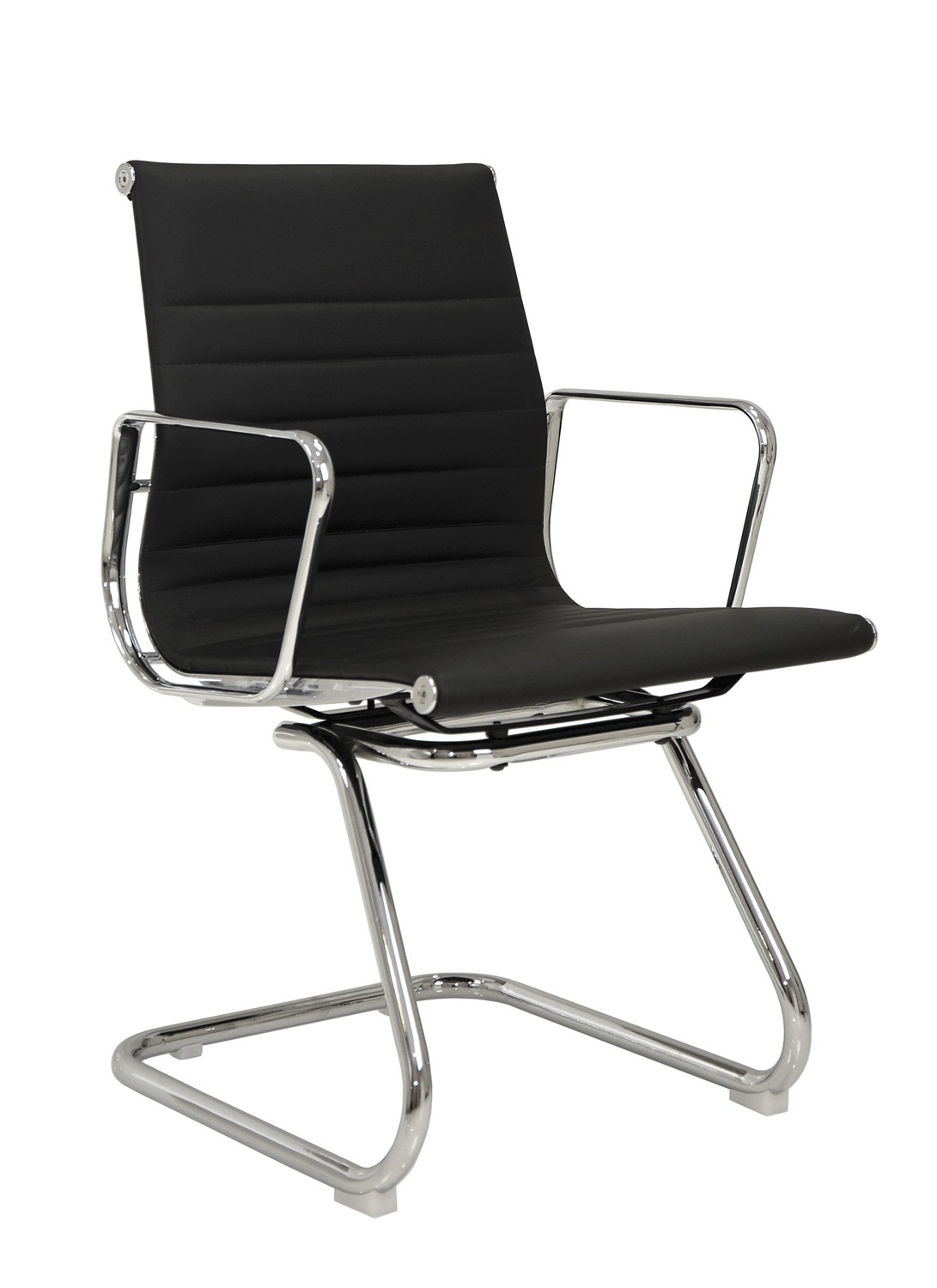 Enna Medium Back Cantilever Chair
