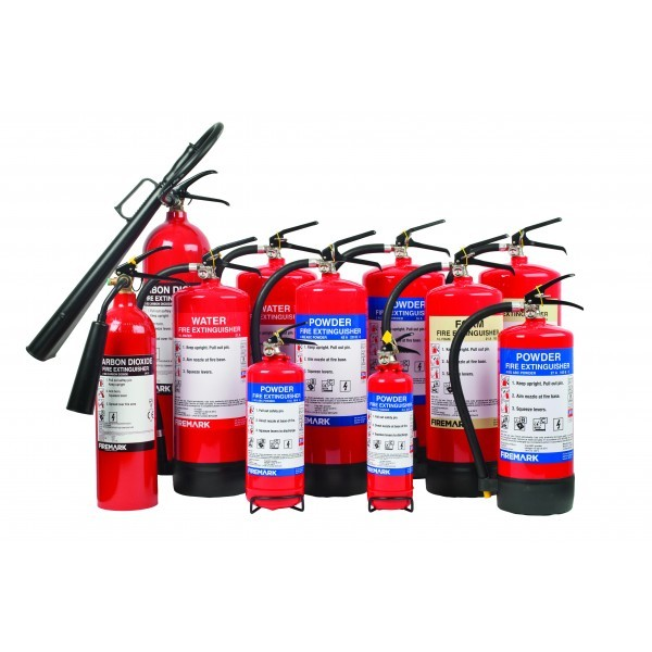 ABC Powder - Fire extinguisher