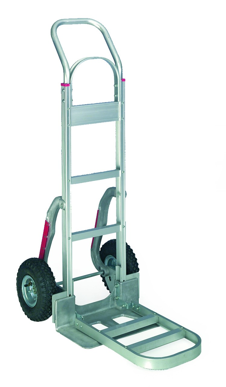 Large Folding Toe Aluminium Sack Truck