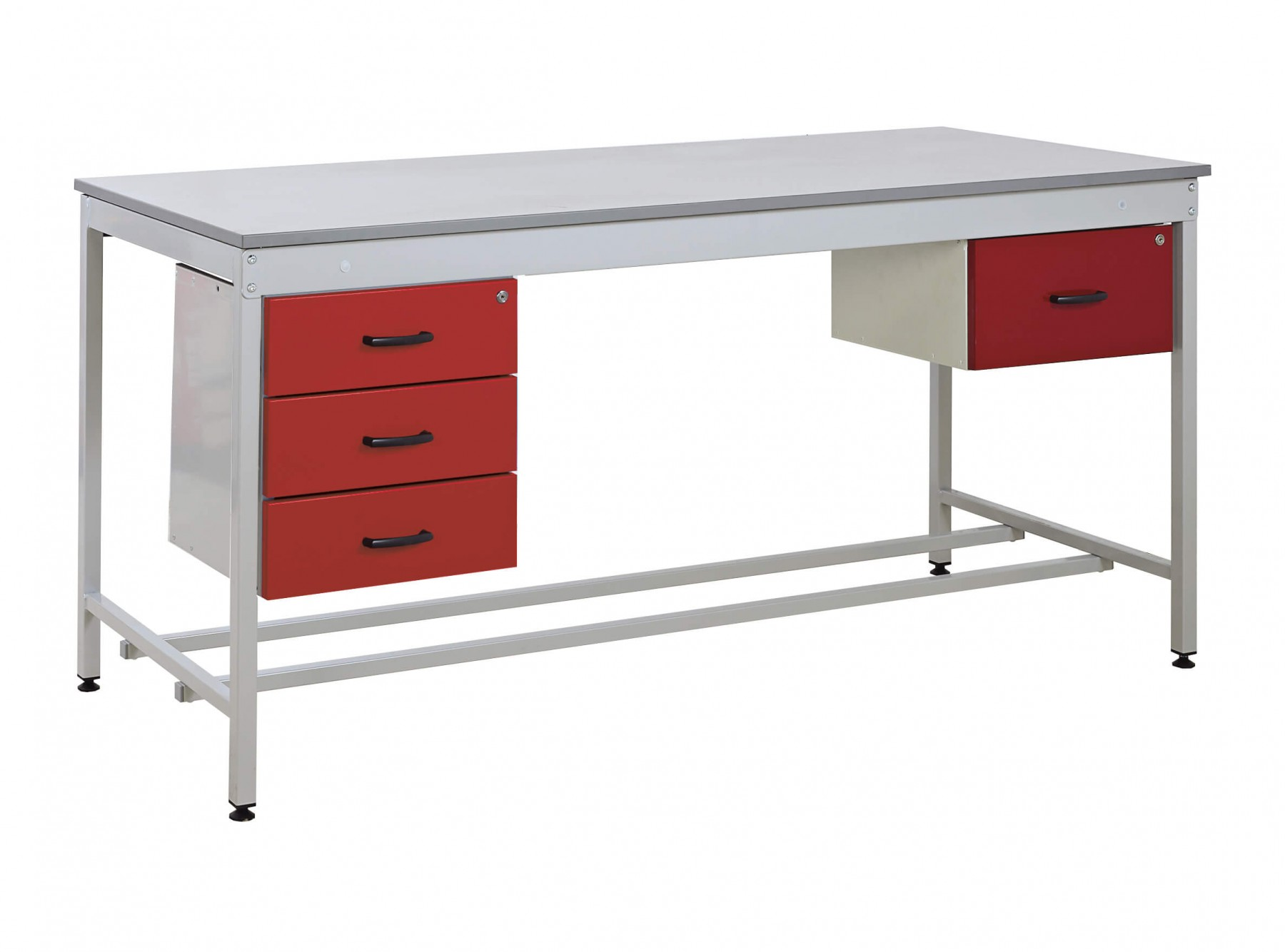 Taurus Utility Workbench - Triple Drawer & Single draw