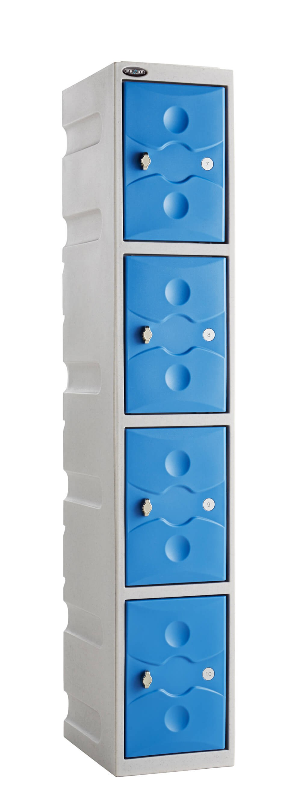 Four Compartment Locker - Dalvie Systems