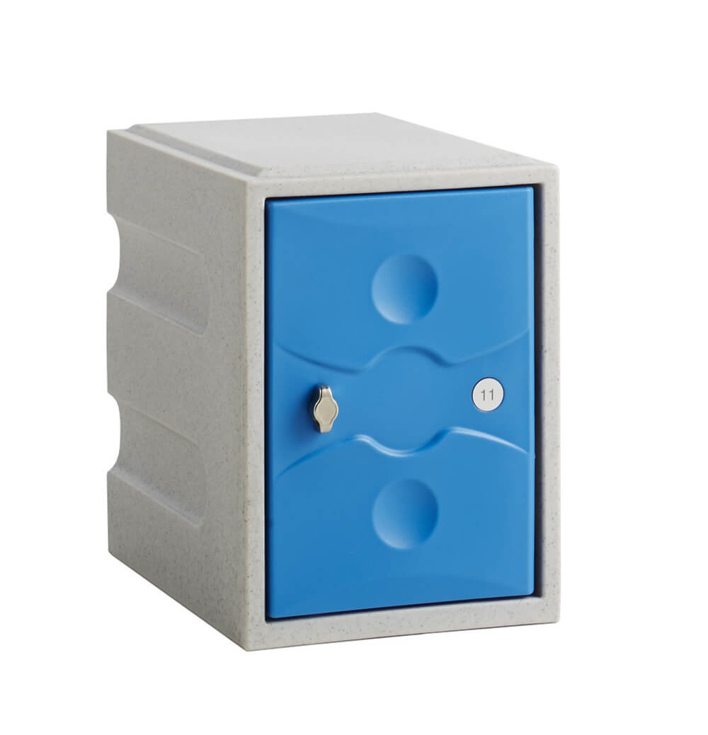 ULTRA-RESISTANT Plastic Mini Locker