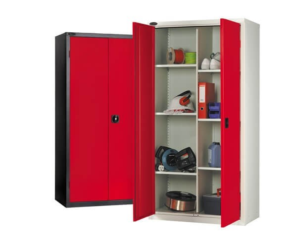 8 Compartment Cupboard