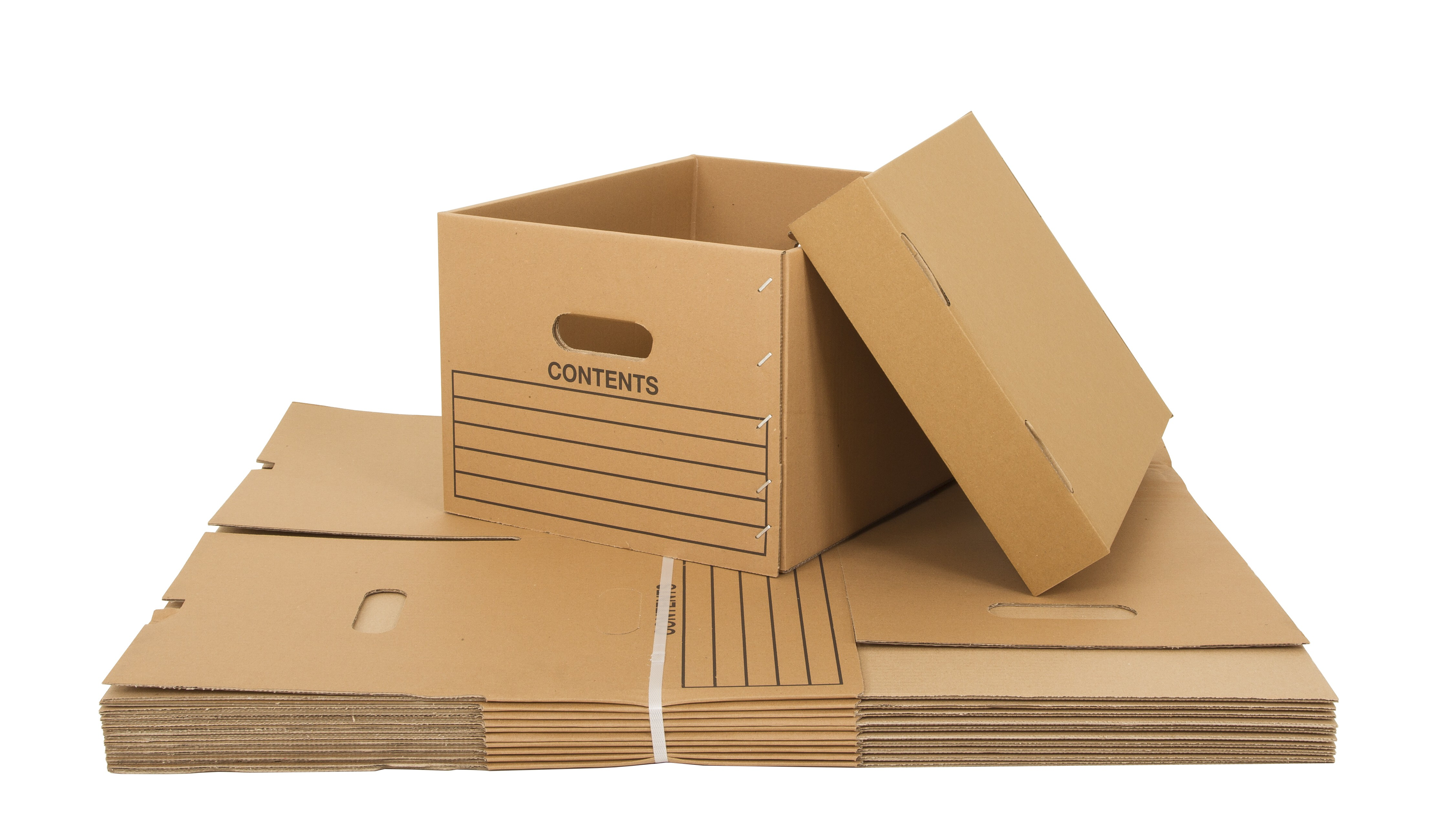 Archive Boxes - Pack of 10