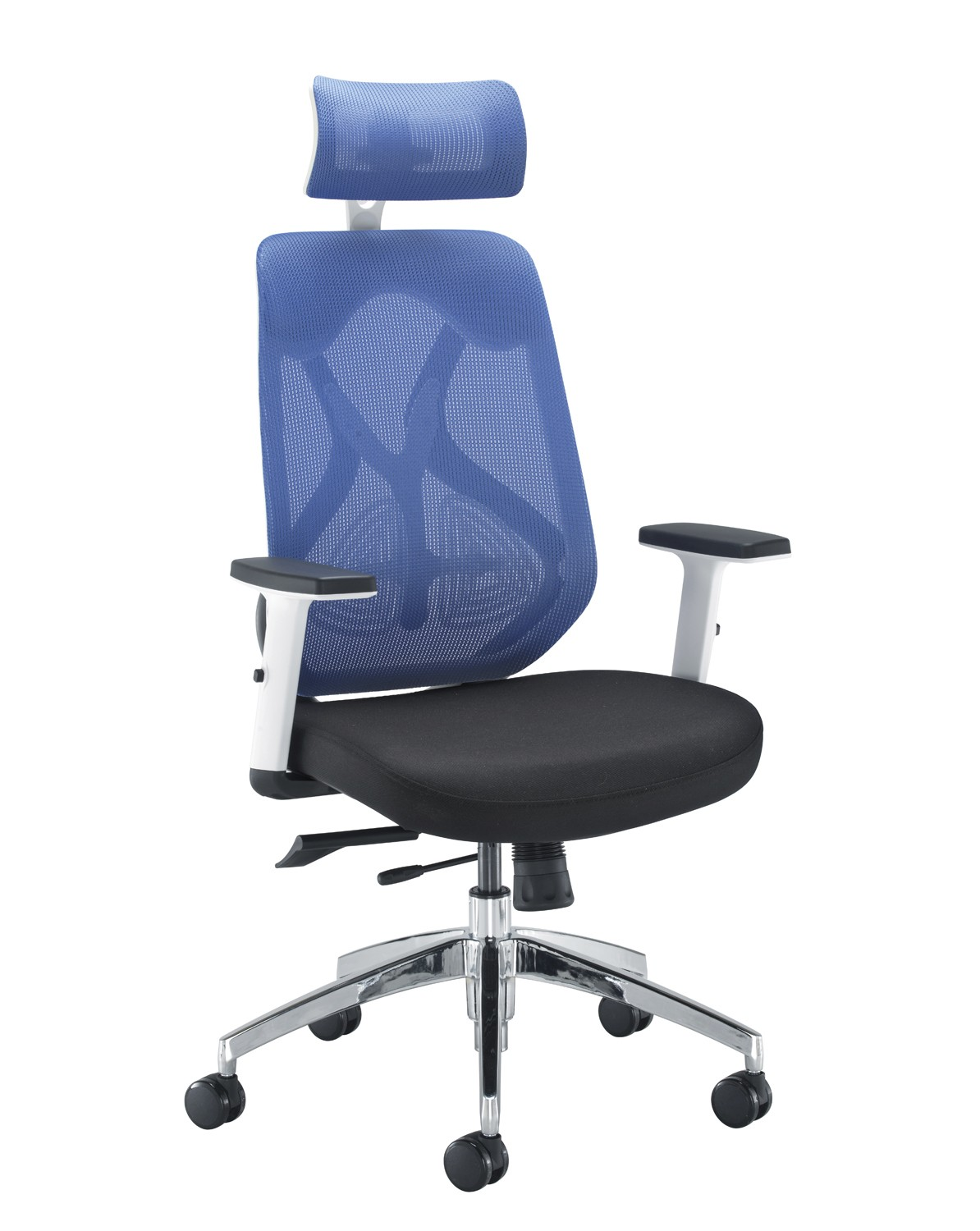 Maldini High Back Chair - Blue