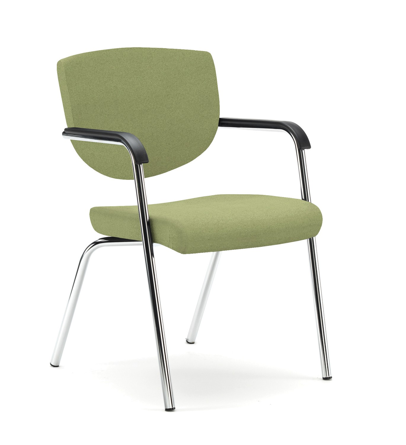 Key - Low Back Four Leg Arm Chair