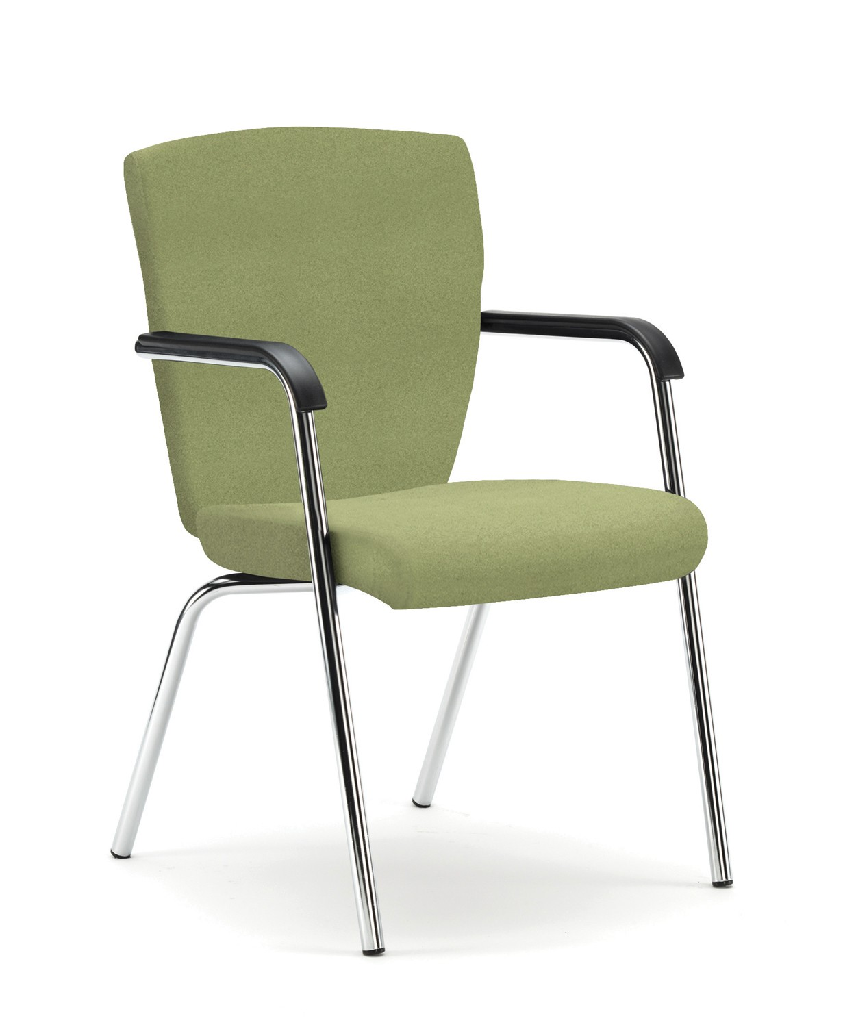 Key - Full Back Four Leg Arm Chair