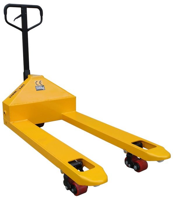 Extra Heavy Duty Pallet Trucks