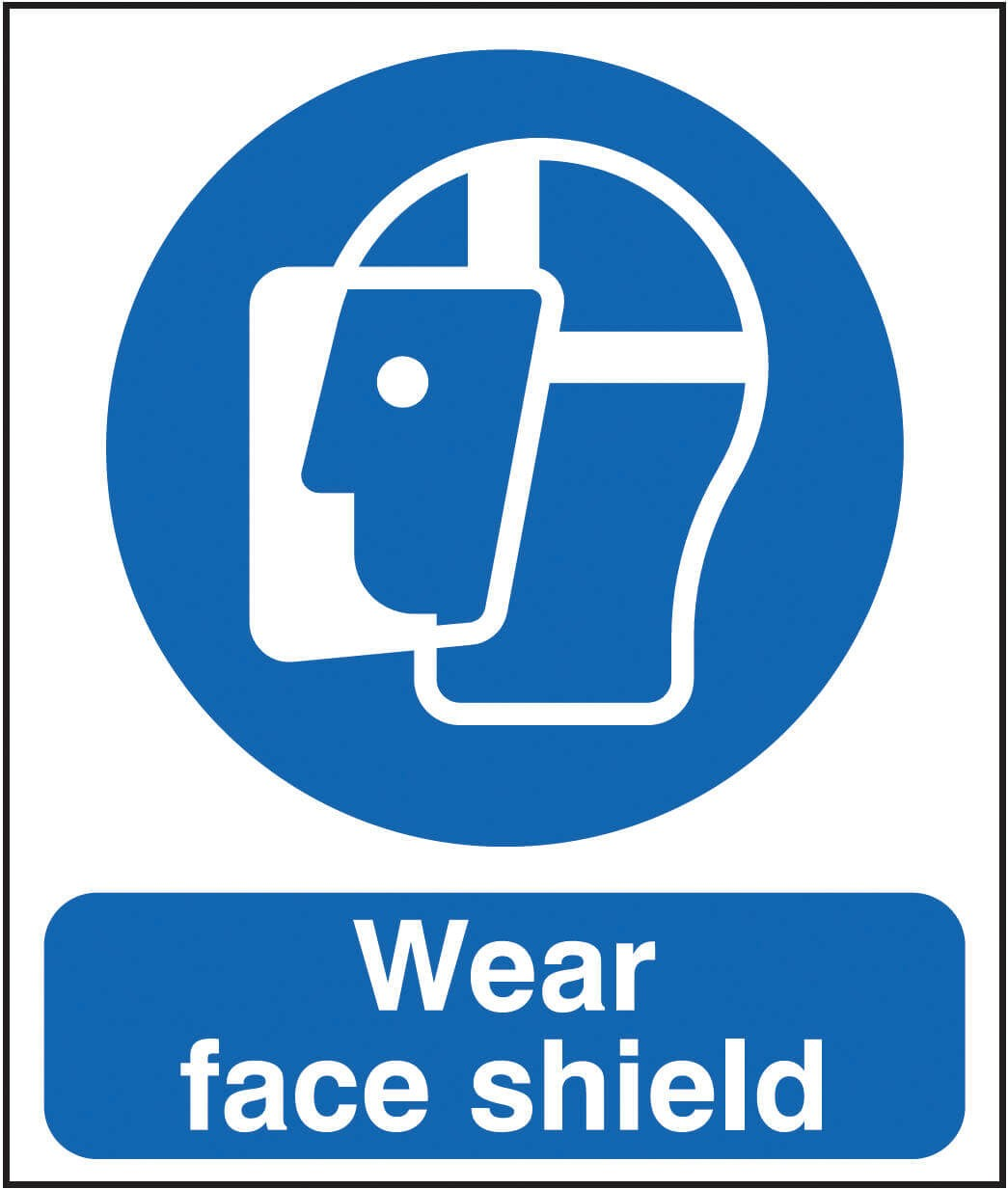 Wear Face Shield - Dalvie Systems