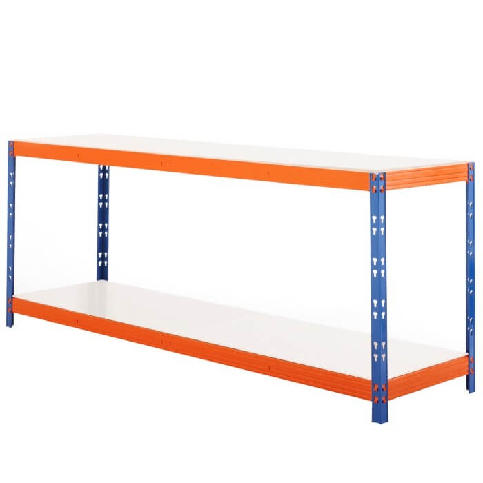 Heavy Duty Bench with Melamine Deck