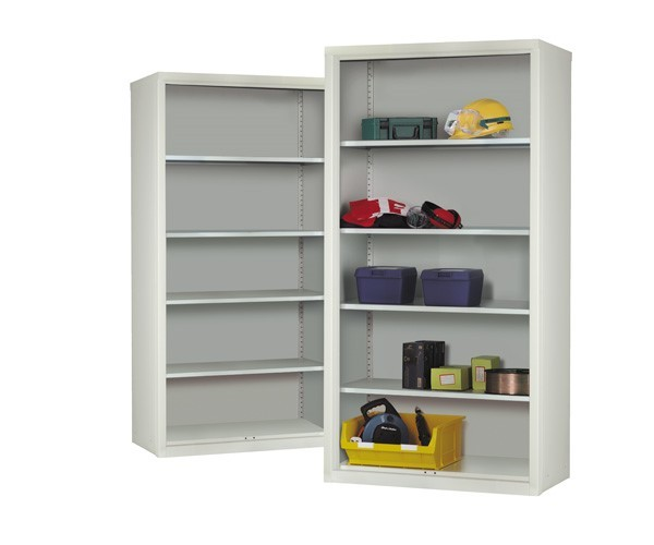 Open Front Cupboard