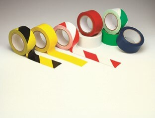 Coloured Floor Marking Tape - Dalvie Systems
