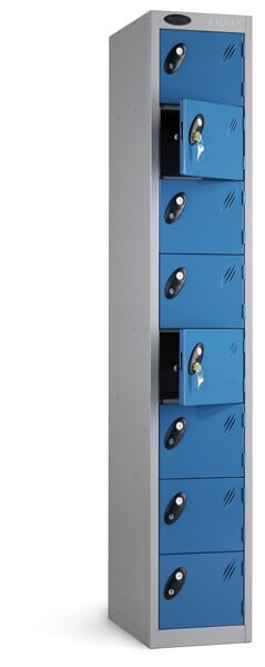 Eight Compartment Locker - Dalvie Systems