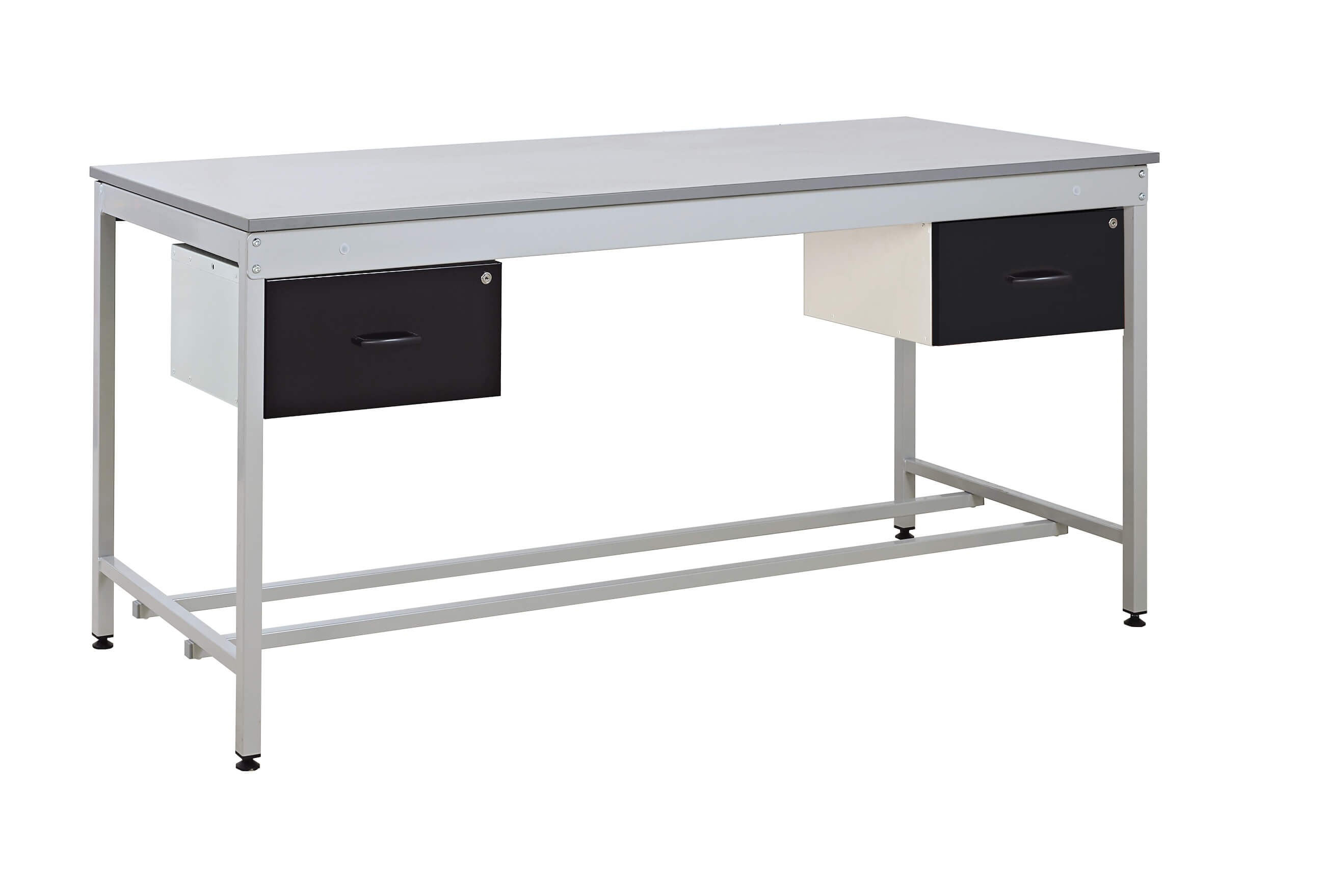 Taurus Utility Workbench - 2x Single Drawers