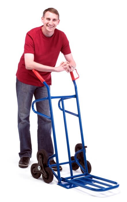 Stairclimber Sack Truck - Dalvie Systems