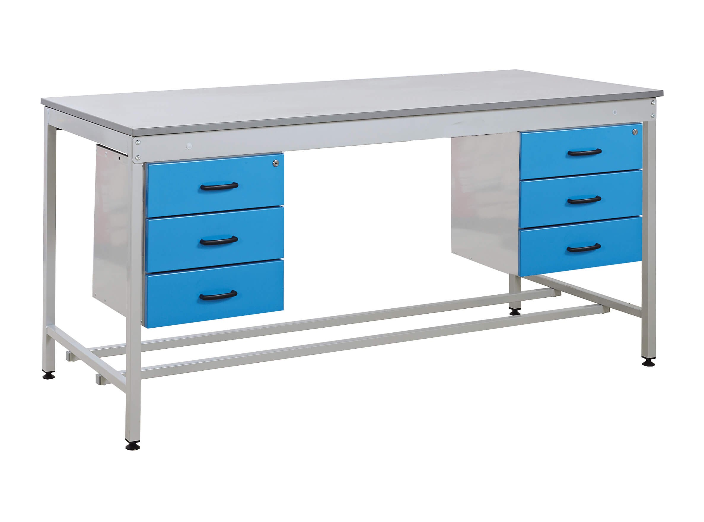 Taurus Utility Workbench - 2x Triple Draws
