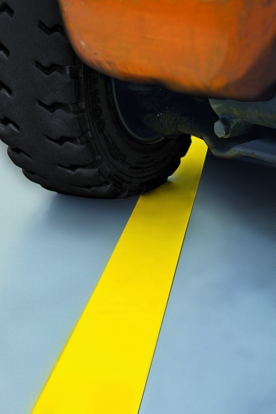 Steel Line Marking Tape