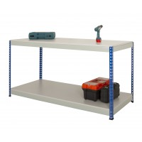 Full Undershelf Workbench - MFC Top
