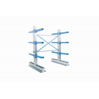 Cantilever Racking - Double Sided