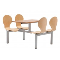 Charlie Canteen Table