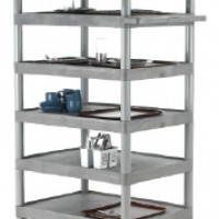 Larger range shelf trolleys