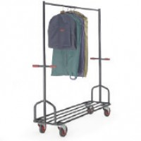Heavy Duty Garment Rail