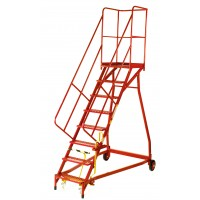 Heavy Duty Professional Mobile Steps