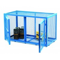Standard Security Cage