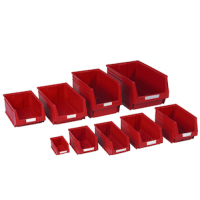 Premium Parts Bins (Pack of 10)