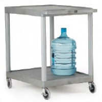 Standard range shelf trolleys