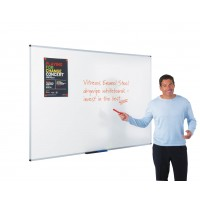 Vitreous Enamel Steel Whiteboard