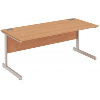 FRACTION Rectangular Workstation