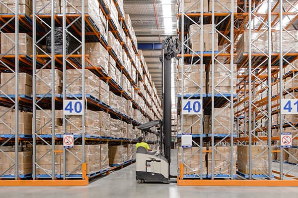 pallet racking by dalvie systems