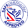 Safe Contractor Approved Company in the West Midlands