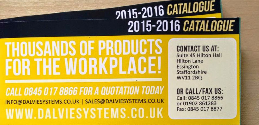 Request Your Free Workplace Products Catalogue Now!