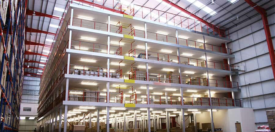 Why You Should Invest In A Mezzanine Floor