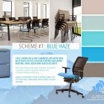 Top 5 Summer Colour Schemes to Paint Your Office