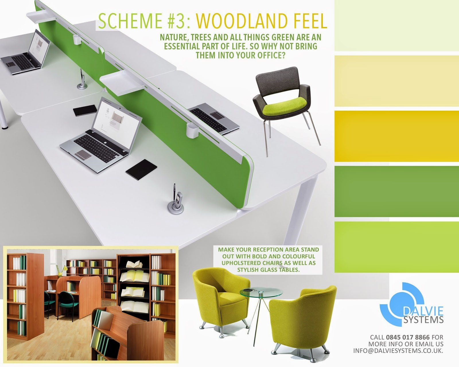 #3.5 Woodland Feel inspired by Dalvie Systems